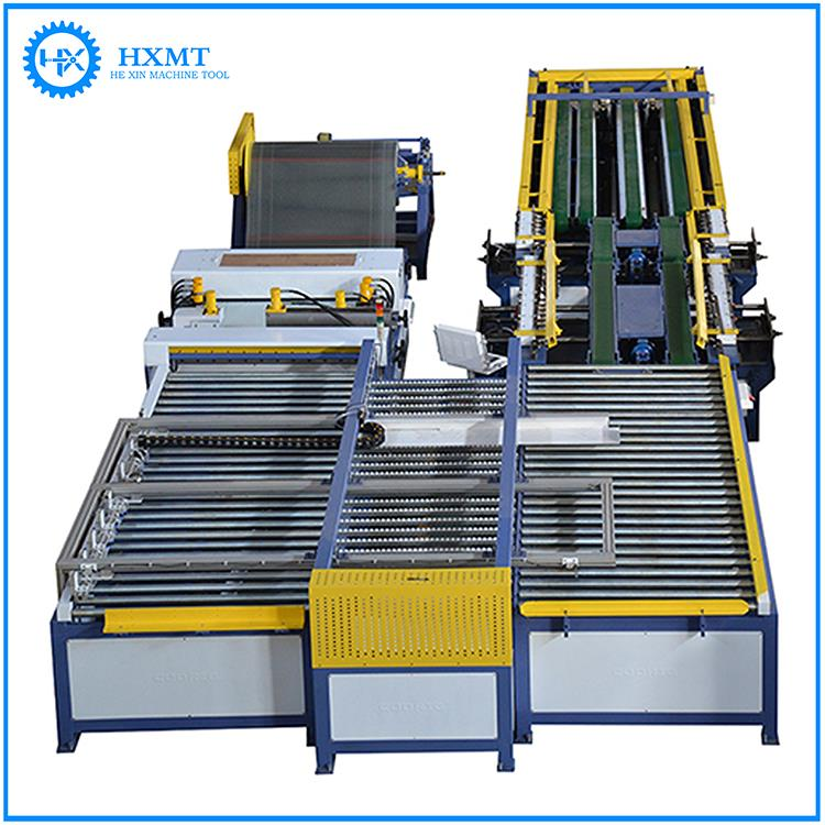 Maanshan factory aluminum tube making machine,auto duct line machine,u shape auto duct line 5