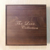 Wedding album storage packaging wooden box photo souvenir gift wood box