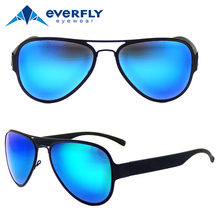 2018 high quality uv400 stainless steel sunglasses aviator sun glasses pilot sunglasses custom logo