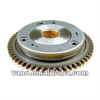 CG125 Motorcycle overrunning clutch and pressure plate assembly for 125cc street bike