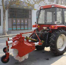 tractor mechanical sweeper machine