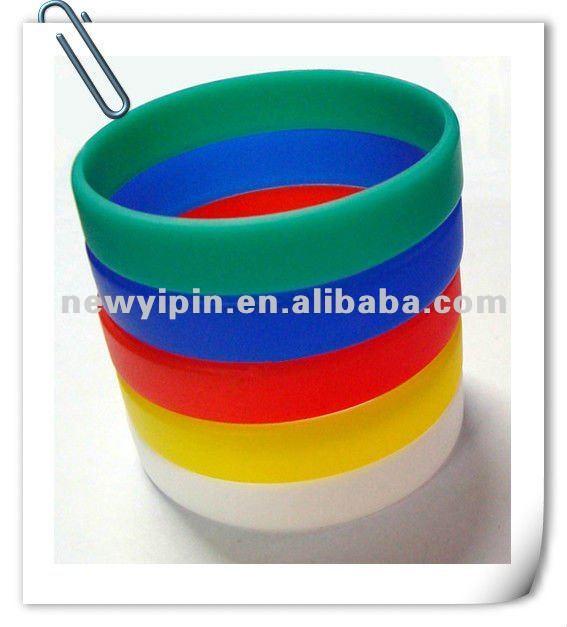wohnung einzigen farbe gummi silikon armband geschenk f r. Black Bedroom Furniture Sets. Home Design Ideas