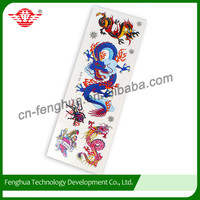 Widely used high quality temporary dragon tattoos for kids