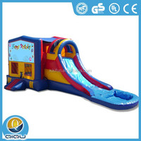 2015 cheap good quality toys for kids inflatable amusement park heavy duty inflatable water slides