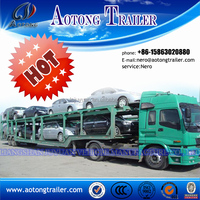 Vehicle Transport Car Carrier Truck Semi