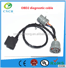 car ignition coil motor nozzle wiring harness car ignition coil obd2 diagnostic cable j1939 j1708 j1962 tieline extension wire