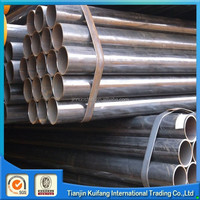 Weight of low carbon round pipe,density of carbon steel pipe