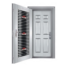 Low Price Stainless Steel Security Entry Door BXG014