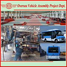 CKD SKD Bus Assembly Production Line