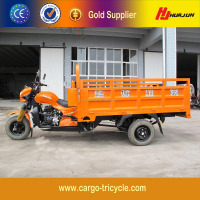 Strong Design Three Wheel Motor/Tricycle Price/Cargo Motorcycle