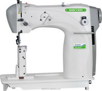 new type ingle/double needle post bed sewing machine