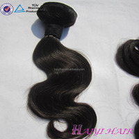 Hot selling!!!Cheap price wholesale 100% human hair weave noble hair natural body wave huaman hair made in