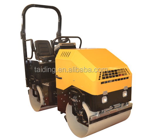 Super advanced technology with hydraulic vibration and drive vibro roller, steel roller, road construction machinery