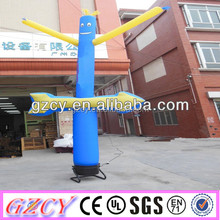 Commercial Advertising Used Inflatable Air Dancer, Inflatable Arrow Sky Air Dancer