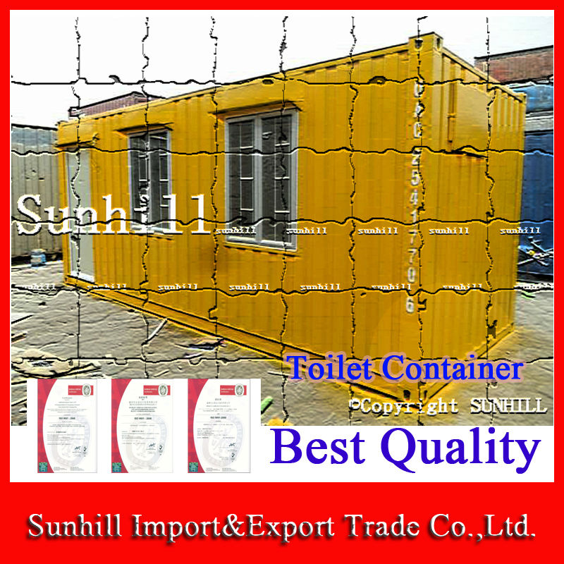 Sunhill ISO Steel Mobile Container Warehouse