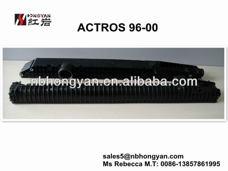 Car radiator plastic tank for Truck