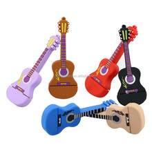 Musical Instruments Model USB flash drive microphone/piano/guitar Pen drive 4gb8gb16gb32gb flash memory stick
