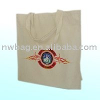 Eco firendly foldable cotton bag for world market