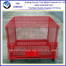 Best-selling Evergreat Registered Brand folding warehouse storage cage