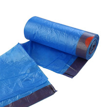 New household plastic thick drawstring drawtape garbage bag,waste bag