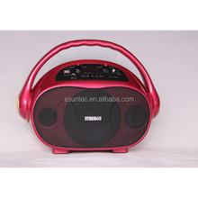 Square dance bluetooth speaker,Party AC speaker,Q5, ESUNTEC