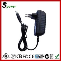 Wall Mounted Adapter 47-63Hz 12V 3A Power Adaptor 36W