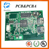 Circuit production fabric,touch screen mainboard,video player pcb