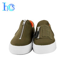 Beautiful design attractive women flat casual shoes