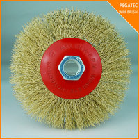 flat glass polishing tools for bavelloni machine high quality abrasive tools wire brush