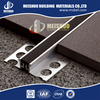 Best-selling flooring aluminum alloy flexible movement joints in concrete