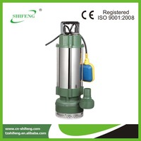 float switch submersible water pump