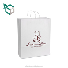 Guangzhou Factory Custom Design Panama Shopping Paper Bag Plants