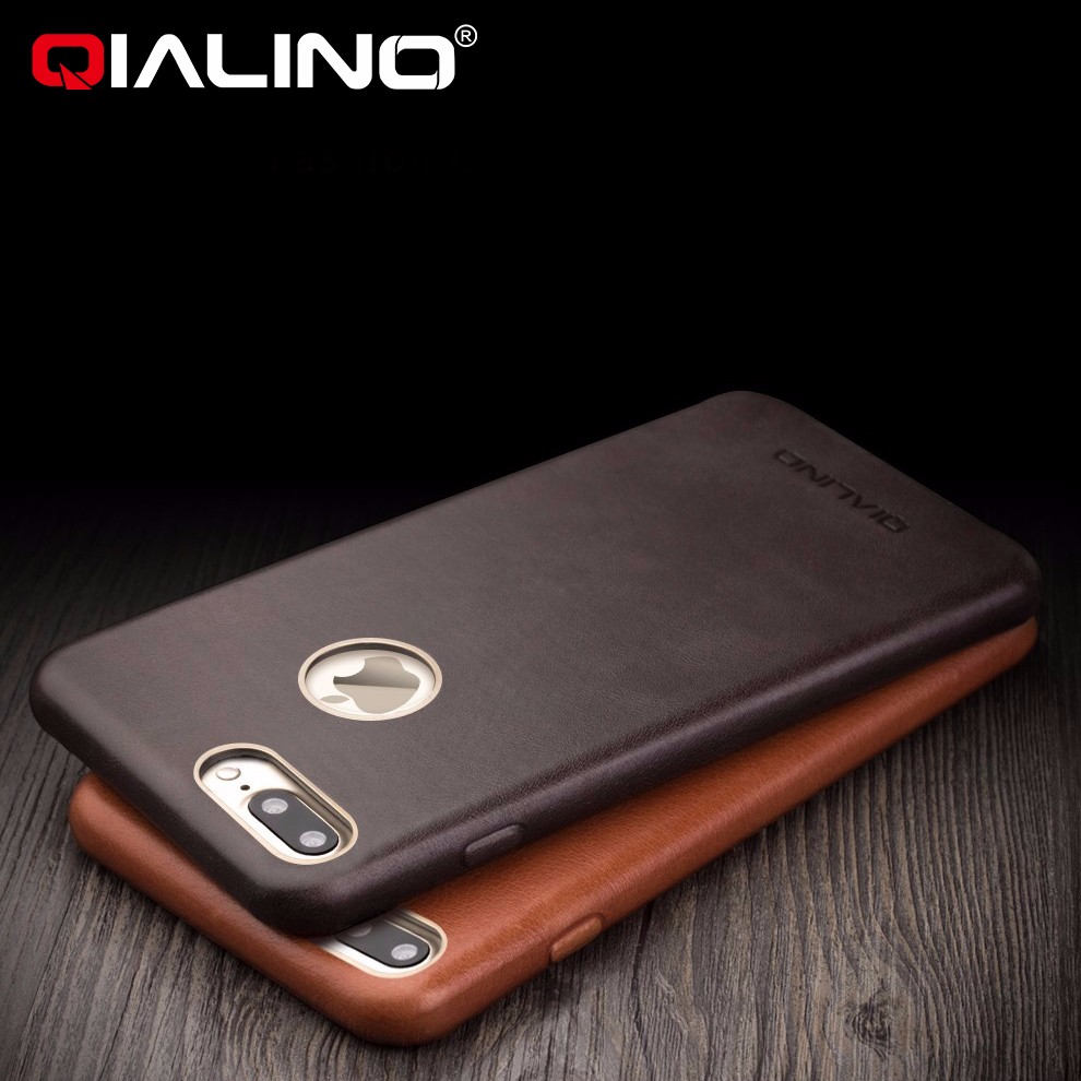 QIALINO design new products ultraslim mobile phone cases for iphone 7, for iphone 7 case custom