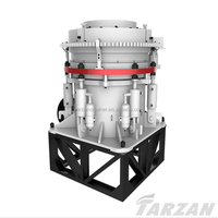 Shanghai Tarzan hydraulic cone crusher manufacturer with good after sale service