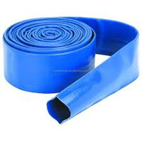 PVC best flat water hose flexible plastic pipe for water