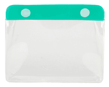 EVA Travel Girls Clear Cosmetic Bag Toiletry Case
