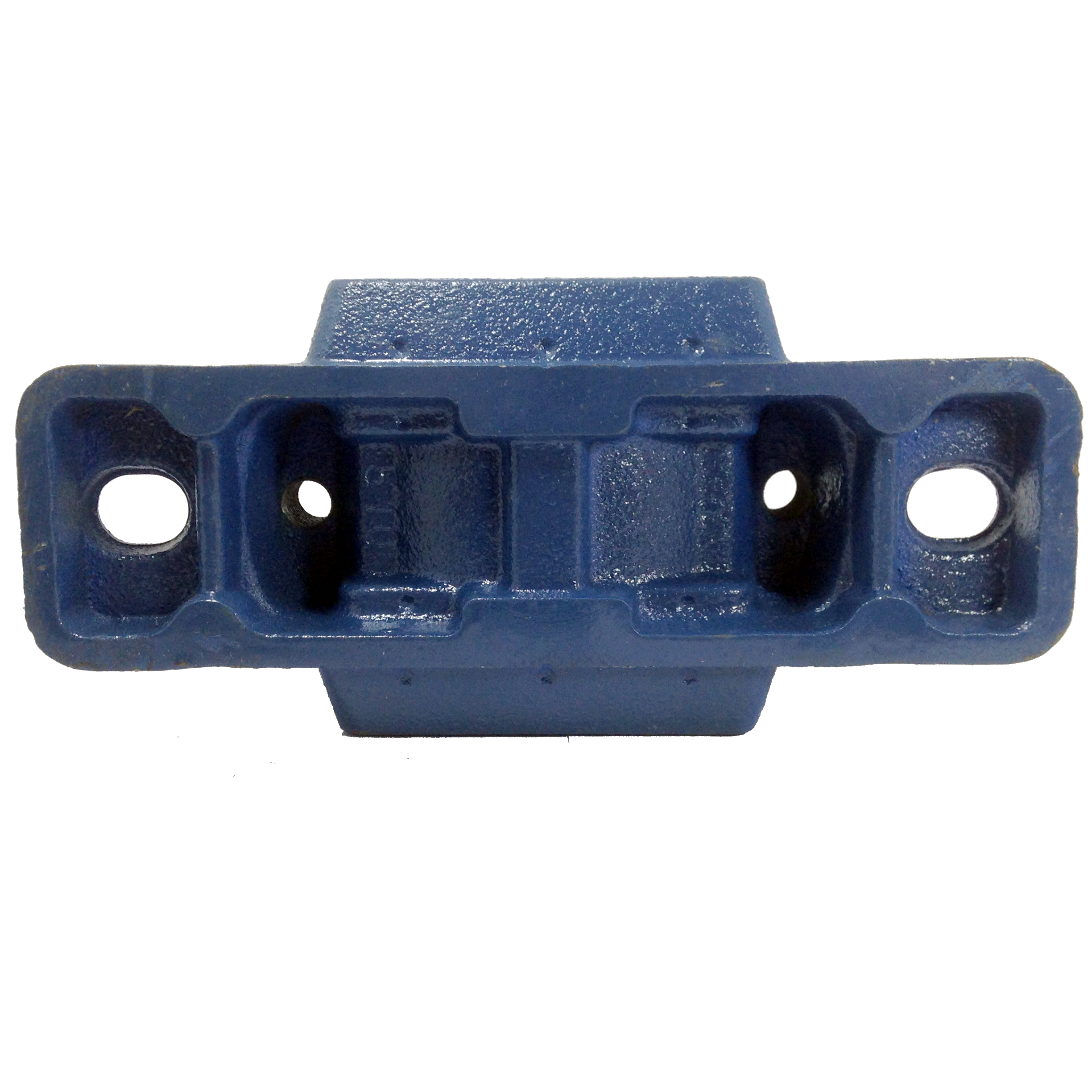 Can be precast as 2-bolt mounting holes Industrial bearing house UCP307
