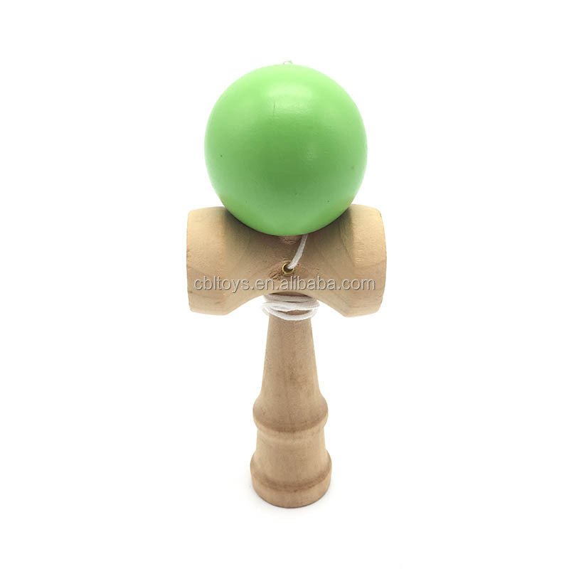 wholesale best price mini wooden kendama bilboquet toy