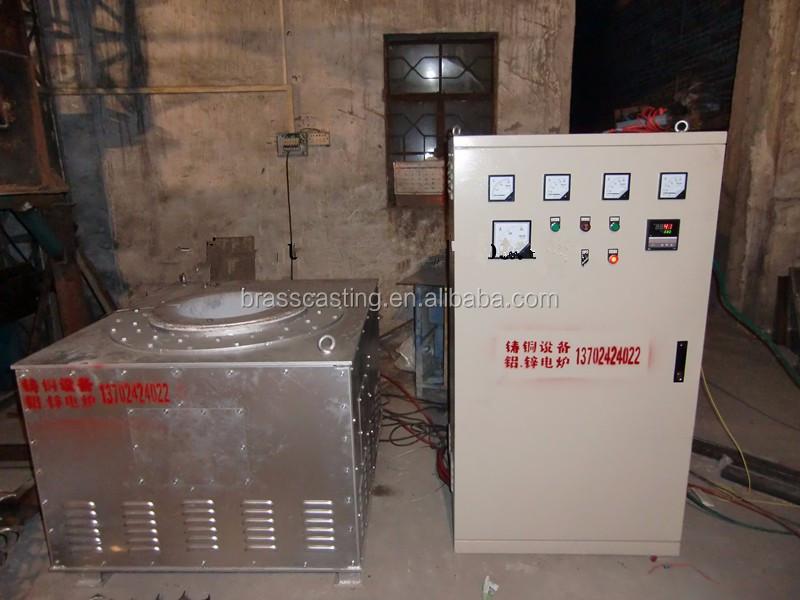 Aluminum /zinc ingot production line