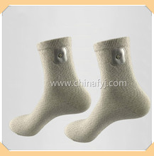 High quality physical therapy conductive socks tens for womens foot massage