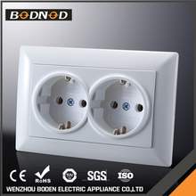 Best Sale Energy Saving Power receptacle,wall mounted power outlet socket