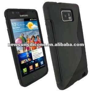 TPU Sline case For Samsung Galaxy s2 i9100