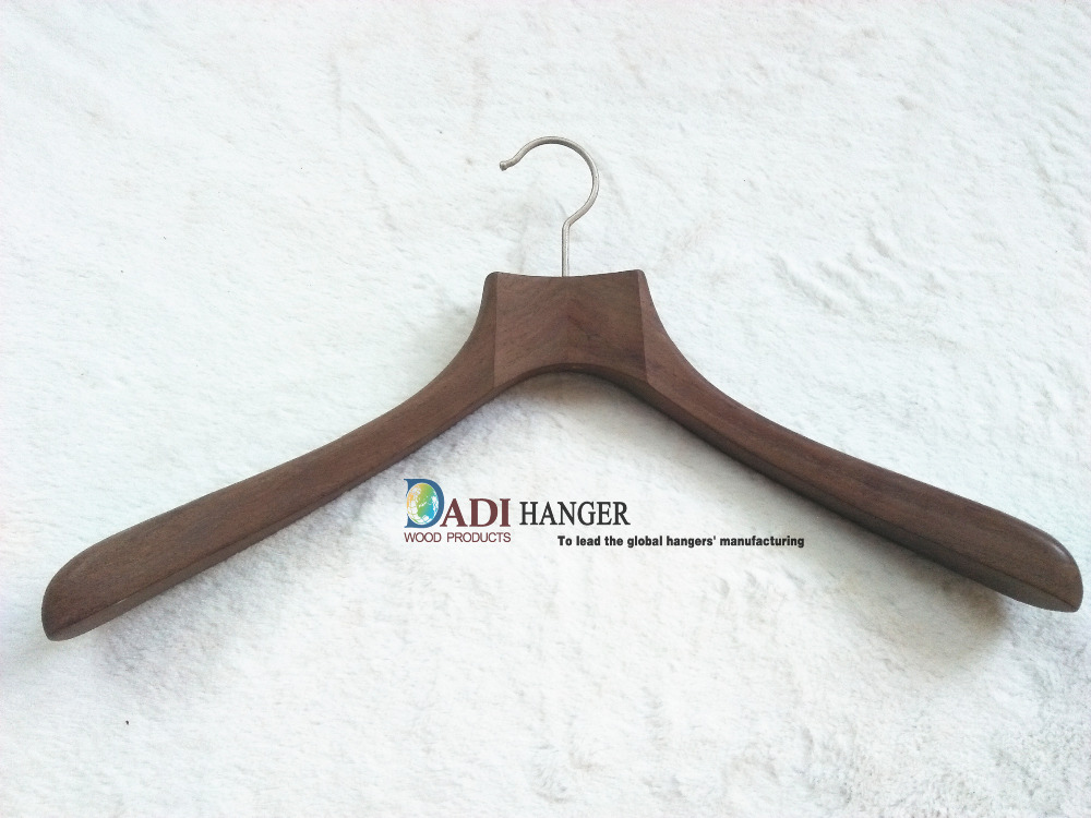 Luxry antique wood coat hangers