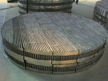 Factory Supplier packing tower stainless steel metal structured perforated plate corrugated With the Best Quality