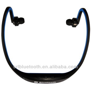 Sports bluetooth headsets wireless sport neckband headphone