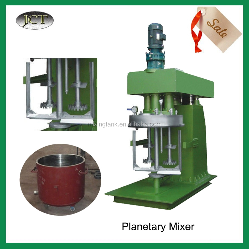100L-2000L sealants mixer, adhesives mixing machine planetary mixer/Silicone Sealant Production Line