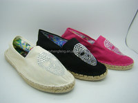 Wholesale jute shoes