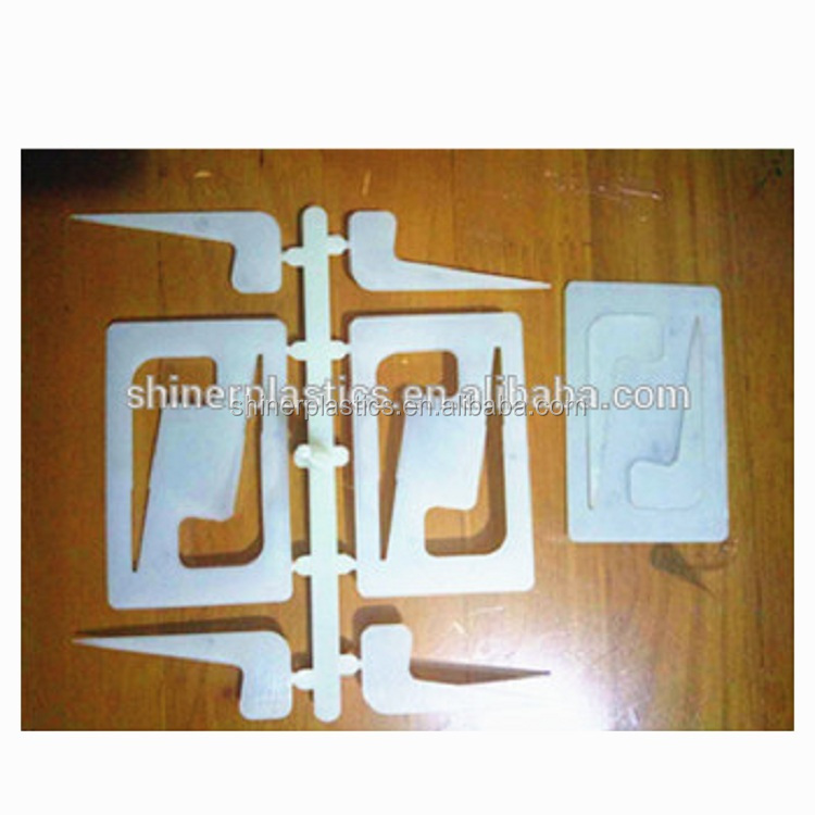 made in china plastic plastic sealing machine black injection moulding Parts custom-made plastic parts