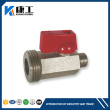 Timer Controlled Drain Ppr Double Union Ball Valve Seat Ring