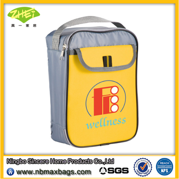 Promotional Customizable Insulated Thermal Lunch Box Bag